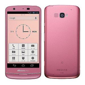 Post thumbnail of ドコモ、厚み 8.5mm 女性でも持ちやすいエレガントスリムなスマートフォン「MEDIAS X N-06E」、6月19日発売