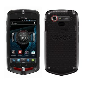 Post thumbnail of カシオ、米国通信キャリア Verizon 向け耐衝撃防水対応のタフネススマートフォン「G'zOne Cammando 4G LTE」6月27日発売