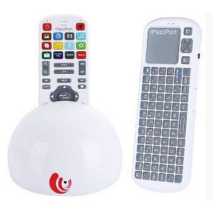 Post thumbnail of リモコン置きのような形のセットトップボックス型 Android 端末「iPazzPort Pearl」登場、価格120ドル(約11,500円)前後