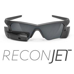 Post thumbnail of Recon、サングラス型 Android OS ベースのウェアラブル端末「Recon Jet」発表、価格599ドル(約58,000円)にて12月発売