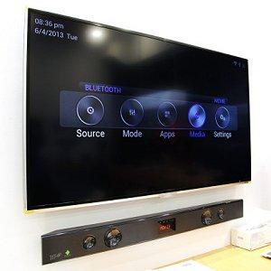 Post Thumbnail of 薄型テレビ向け、Android OS に SRS WOW HD 技術搭載のサウンドバー「CVTE Android Smart Sound bar」発表
