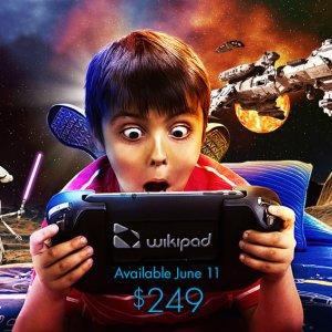 Post thumbnail of NVIDIA Tegra 3 搭載のゲーミング Android タブレット「Wikipad」7インチモデル6月11日発売、価格249.99ドル(約25,000円)