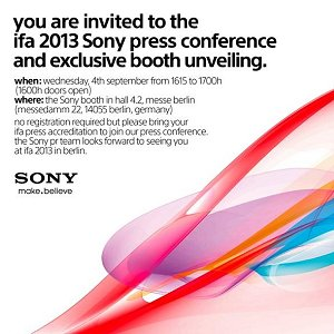 Post thumbnail of ソニー、プレスイベントを9月4日に開催。コードネーム「Honami」とされるハイスペック Xperia スマートフォン発表予定