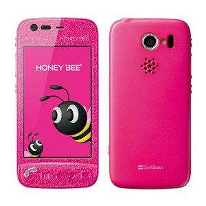 Post Thumbnail of ソフトバンク キラキラデザイン女子高生に人気の高い機能、アプリを搭載したスマートフォン「HONEY BEE 101K」 1月27日発売