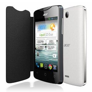 Post thumbnail of Acer、3.5インチディスプレイ採用小型エントリーモデルスマートフォン「Liquid Z3」発表、価格99ユーロ(約13,000円)