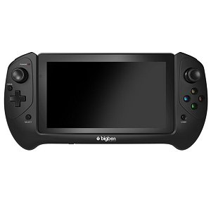 Post thumbnail of フランスゲーム販売会社 BigBen Interactive ゲームコントローラー着脱可能な7インチタブレット「Game Tab-One」発表