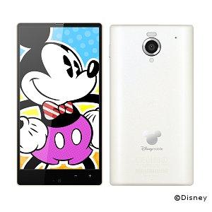 Post thumbnail of ディズニー・モバイル、5.2インチ画面占有率 80.5% シャープ製ハイスペックスマートフォン「DM016SH」1月24日発売
