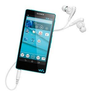 Post thumbnail of ソニー、ハイレゾ再生対応 Android 搭載 F シリーズウォークマン「Walkman NW-F880」10月19日発売、価格27,000円前後