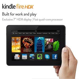 Post thumbnail of 米 Amazon、Snapdragon 800 搭載 1920×1200 解像度の7インチタブレット「Kindle Fire HDX」発表、価格229ドル(約23,000円)より