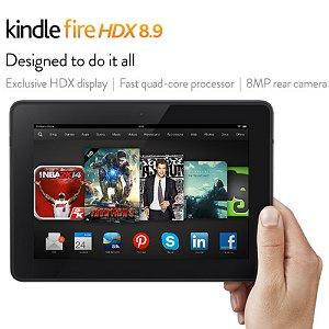 Post thumbnail of 米 Amazon、Snapdragon 800 搭載 2560×1600 解像度の8.9インチタブレット「Kindle Fire HDX 8.9」発表、価格379ドルより