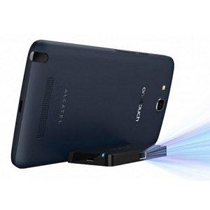 Post thumbnail of TCL、タッチペン搭載でプロジェクターなど豊富なアクセサリーが用意された6インチスマートフォン「Alcatel One Touch Hero」発表
