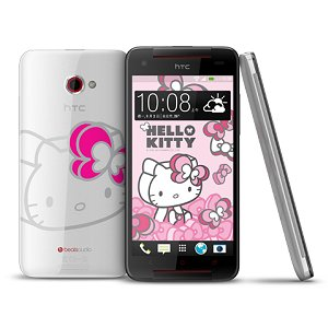 Post thumbnail of HTC、ハローキティコラボーレーションスマートフォン「Butterfly s Hello Kitty limited edition」発表、9月3日より3000台限定販売