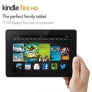 Post thumbnail of 米 Amazon、「Kindle Fire HD」をスペックアップ軽量化し価格を下げた「New Kindle Fire HD」発表、価格139ドル(約14,000円)より