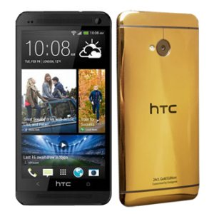 Post Thumbnail of HTC、ロシアにて24金を使用したゴールドスマートフォン「HTC One 24 ct. Gold Edition」発売、価格99990ルーブル(約31万円)