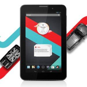 Post thumbnail of Vodafon、3G 通信対応の自社ブランドタブレット2機種、7インチ「Smart Tab III 7」と10.1インチ「Smart Tab III 10」発表