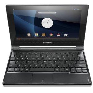 Post thumbnail of レノボ、モニター部分が回転するノートブック型 Android 端末「IdeaPad A10」発表、価格249ユーロ(約33,000円)