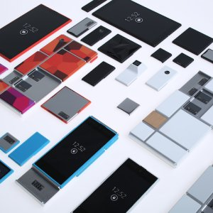 Post thumbnail of 東芝、グーグルの Project Ara シリーズモジュール型スマートフォン「Gray Phone」へ半導体供給、2015年発売予定