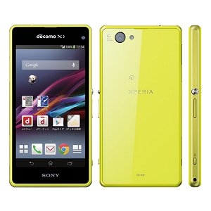 Post thumbnail of ドコモ、ソニー「Xperia Z1」小型モデル4.3インチ HD 解像度エクスペリアスマートフォン「Xperia Z1 f SO-02F」12月19日発売