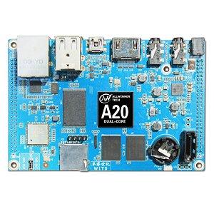 Post thumbnail of Android 対応 Allwinner A20 チップセット搭載の開発ボード「Merrii A20 HummingBird Kit」登場、価格50ドル(約5,000円)