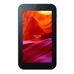 Post thumbnail of 東芝、クアッドコアプロセッサ搭載エントリーモデル7インチタブレット「REGZA Tablet AT374」11月下旬発売、価格3万円前後