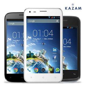 Post thumbnail of HTC 元幹部が創業したメーカー KAZAM から Android スマートフォン「THUNDER」「TROOPER」シリーズ7機種(情報更新)