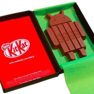 Post Thumbnail of イー・モバイル、日本で10個限定生産の Android ロボット型キットカットが当たる Facebook キャンペーンを11月25日開始
