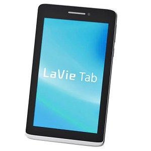 Post thumbnail of NEC、個人向け厚み 7.9mm 軽量 250g スリムボディの7インチタブレット「LaVie Tab S」登場、価格27,930円で11月14日発売