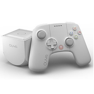 Post thumbnail of Android テレビゲーム機「OUYA」ホワイトカラー限定モデルとなる「Limited Edition White Console」発表、12月25日発売
