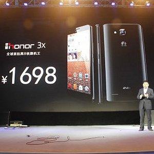 Post Thumbnail of 中国 Huawei オクタコア(8コア)プロセッサ MT6592 搭載5.5インチスマートフォン「Honor 3X」発表、価格1698元(約29,000円)