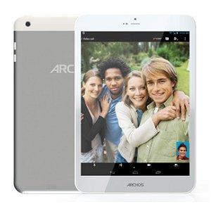 Post thumbnail of Archos、3G 通信対応の7.9インチサイズタブレット「Archos 79 Xenon」発表、価格200ユーロ(約28,000円)前後