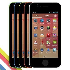 Post thumbnail of イオシス、「iPhone 5c」にそっくりな Android スマートフォン「ioPhone 5」を12月20日発売、価格15,490円
