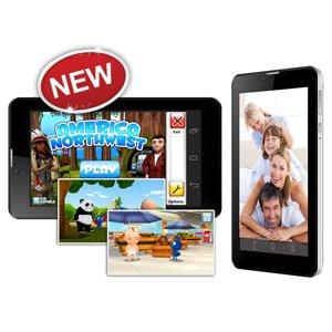Post thumbnail of ViNCi、ファミリーや子供向けとした 3G 通信にも対応した7インチタブレット「VINCI MV 7」発売、価格199.99ドル(約2万円)