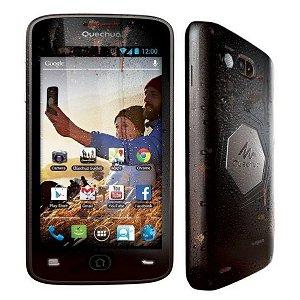Post thumbnail of Archos、アウトドアブランド「ケシュア」の防水対応タフネススマートフォン「Quechua Phone」準備中、価格230ユーロ(約32,000円)