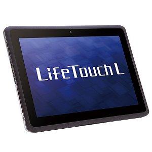 Post thumbnail of NEC、ビジネス向け2014年モデル10.1インチサイズ Android タブレット「LifeTouch L」発表、価格56,300円で2月20日発売