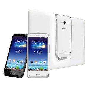 Post thumbnail of ASUS、台湾市場向けデュアル SIM 対応 4.7インチスマートフォンと10.1インチタブレット合体端末「PadFone E」発表