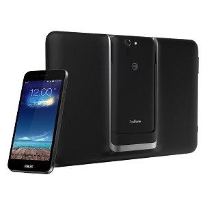 Post thumbnail of ASUS、高速通信下り 150Mbps LTE-Advanced に対応した5インチスマートフォンと9インチタブレット合体製品「PadFone X」発表
