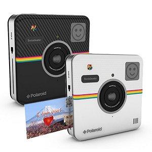 Post thumbnail of ポラロイド、その場で写真をプリントできるフォトプリンター内蔵 Android スマートカメラ「Polaroid Socialmatic」登場(情報更新)