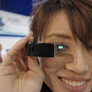 Post thumbnail of Rockchip、Android 搭載メガネ型ウェアブル端末発表、価格500ドル(約51,000円)前後で OEM 製品として発売予定