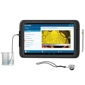 Post thumbnail of インテル、2014年モデル教育機関向け耐衝撃や防水防塵に対応した10.1インチタブレット「Intel Education Tablet」発表