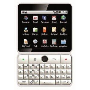 Post Thumbnail of 華為 (Huawei)、物理キーボードやトラックボールを搭載した Android スマートフォン「U8300」発表
