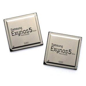 Post thumbnail of サムスン、モバイル端末向け新型チップセット CPU 6コア「Exynos 5 Hexa (5260)」と CPU 8コア「Exynos 5422」発表