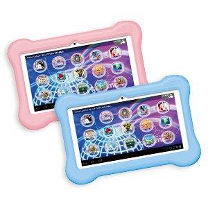 Post thumbnail of メガハウス、6から12才くらいの子供向けとした Android タブレット「tapme+」発表、価格19,800円で3月下旬発売