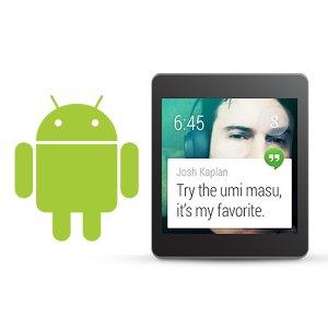 Post Thumbnail of グーグル、Android Wear 端末に対し Android 5.0.1 バージョンアップを含む機能追加や動作改善のアップデート提供開始