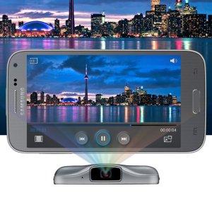 Post Thumbnail of サムスン、中国 China Mobile 向けとなるプロジェクター搭載スマートフォン「Galaxy Beam 2」登場