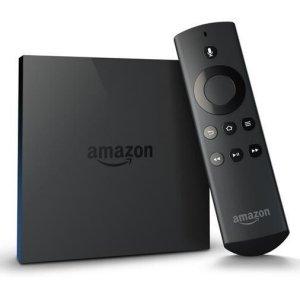 Post thumbnail of アマゾン・ジャパン、テレビプレイヤー 4K 出力や音声操作対応 2015年モデル「Fire TV」発表、価格12,800円で10月28日発売