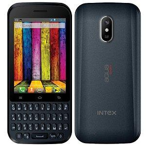 Post thumbnail of インド Intex、物理キーボード搭載のストレート型 Android スマートフォン「AQUA QWERTY」発表、価格4990ルピー(約8,500円)