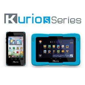 Post thumbnail of フランスメーカーの子供向けタブレット2機種、「Kurio 4S touch」と「Kurio 7S」がトイザらスで4月25日より発売、価格11,999円より