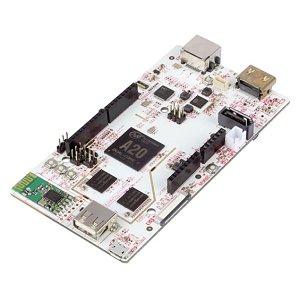Post thumbnail of Android や Ubuntu OS 対応の低消費電力な小型シングルボードコンピューター「pcDuino3」登場、価格77ドル(約8,000円)