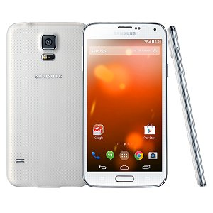 Post thumbnail of グーグル、サムスン製スマートフォン「Galaxy S5」の Google Play Edition 準備中?一時的に製品画像が登場