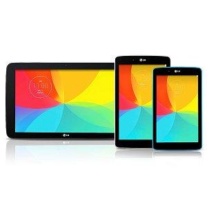 Post thumbnail of LG、G Pad シリーズタブレット3種類「G Pad 7.0」「G Pad 8.0」「G Pad 10.1」発表、6月以降に詳細スペックや発売日を公開予定